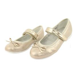 American Club Golden Ballerinas s americkým klubovým lukem GC03 / 20 zlato 3