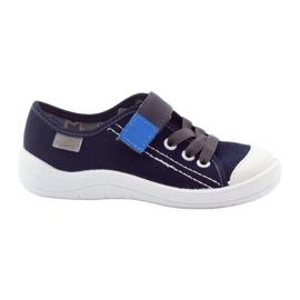 Velcro tenisky Befado 251Q047 tmavě modrá válečné loďstvo 2