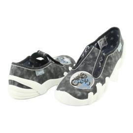 Befado ostatní dětské boty 290Y191 šedá 5