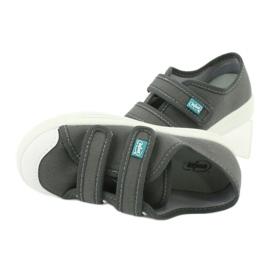 Dětská obuv Befado 440X014 šedá 6