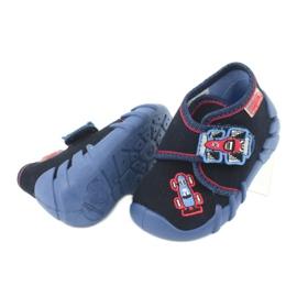 Befado dětské boty 523P011 válečné loďstvo 4