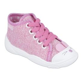 Dětská obuv Befado 218P060 růžový 1
