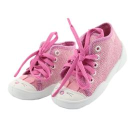 Dětská obuv Befado 218P060 růžový 3