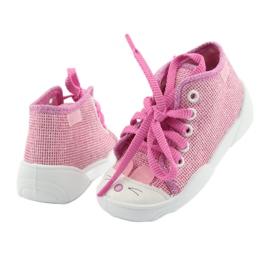Dětská obuv Befado 218P060 růžový 4