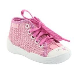 Dětská obuv Befado 218P060 růžový 2