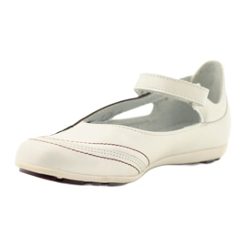 Ren But Kožené baleríny Ren-But v prodeji bílá vícebarevný 2