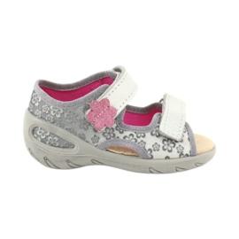 Dětské boty Befado pu 065P139 šedá 1