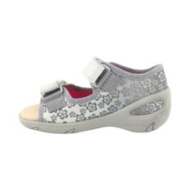 Dětské boty Befado pu 065P139 šedá 2
