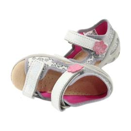Dětské boty Befado pu 065P139 šedá 5