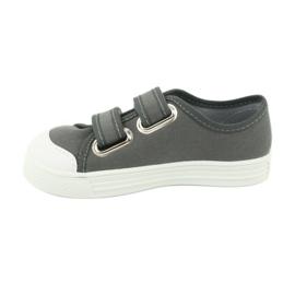 Dětská obuv Befado 440X014 šedá 2