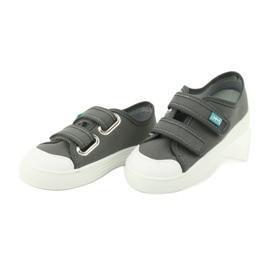 Dětská obuv Befado 440X014 šedá 3