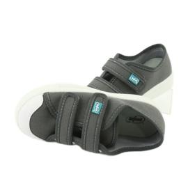 Dětská obuv Befado 440X014 šedá 5