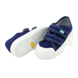 Dětská obuv Befado 440X010 modrý 5