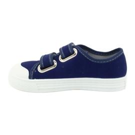 Dětská obuv Befado 440X010 modrý 3
