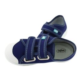 Dětská obuv Befado 440X010 modrý 6