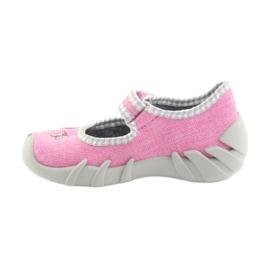 Befado dětské boty 109P180 růžový 5