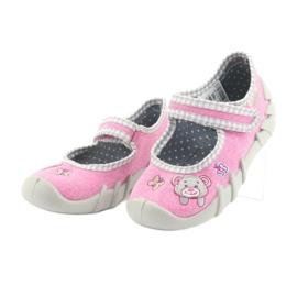Befado dětské boty 109P180 růžový 7