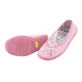 Dětská obuv Befado 980X098 růžový 5