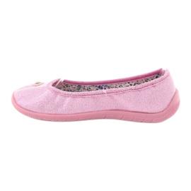 Dětská obuv Befado 980X098 růžový 3