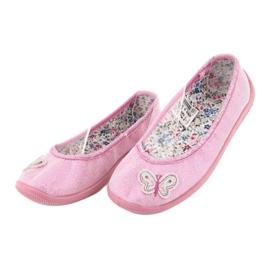 Dětská obuv Befado 980X098 růžový 4