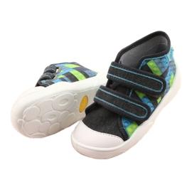 Dětská oranžová obuv Befado 212P063 5