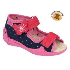 Dětská obuv Befado žlutá 342P015 1