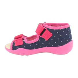 Dětská obuv Befado žlutá 342P015 2