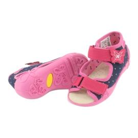 Dětská obuv Befado žlutá 342P015 4