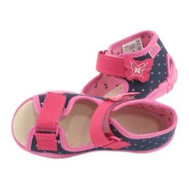 Dětská obuv Befado žlutá 342P015 5