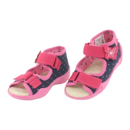 Dětská obuv Befado žlutá 342P015 3
