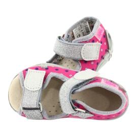 Befado žlutá dětská obuv 342P008 5