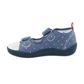 American Club Americké sandály dětské boty kožená stélka TEN28 1