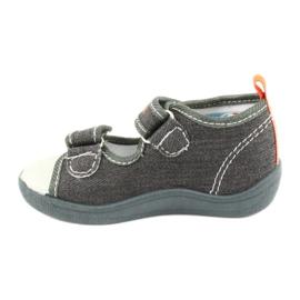 American Club Americké sandály dětské boty kožená stélka TEN46 1