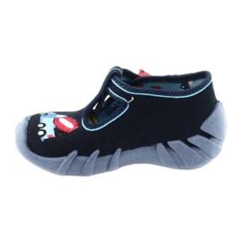 Dětská obuv Befado 110P385 válečné loďstvo modrý 2