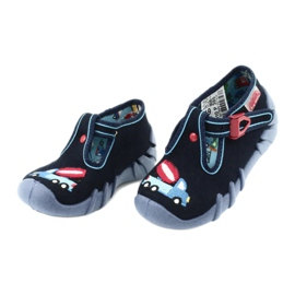 Dětská obuv Befado 110P385 válečné loďstvo modrý 3