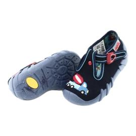 Dětská obuv Befado 110P385 válečné loďstvo modrý 4
