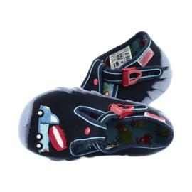 Dětská obuv Befado 110P385 válečné loďstvo modrý 5