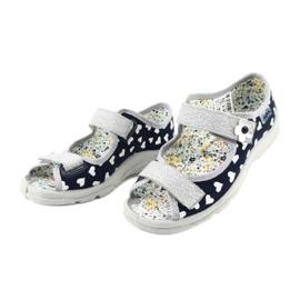 Dětská obuv Befado 969X148 navy blue 2