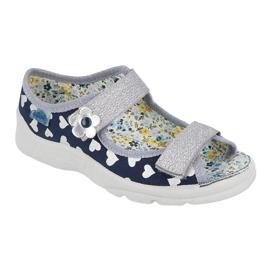 Dětská obuv Befado 969X148 navy blue 1