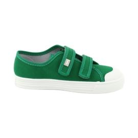 Dětská obuv Befado 440X013 zelená 2