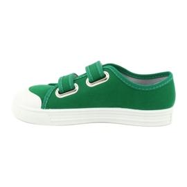 Dětská obuv Befado 440X013 zelená 3
