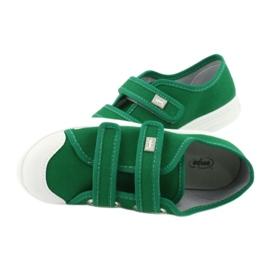 Dětská obuv Befado 440X013 zelená 6