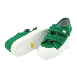 Dětská obuv Befado 440X013 zelená 5