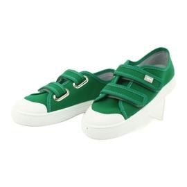 Dětská obuv Befado 440X013 zelená 4