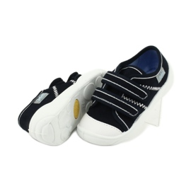 Dětská obuv Befado 907P118 válečné loďstvo 4