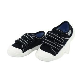 Dětská obuv Befado 907P118 válečné loďstvo 3