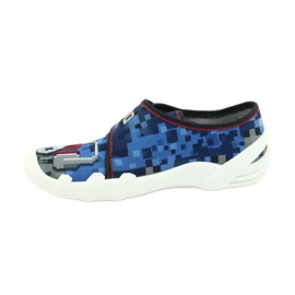 Dětská obuv Befado 273Y293 modrý 2