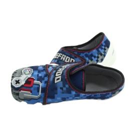 Dětská obuv Befado 273Y293 modrý 5