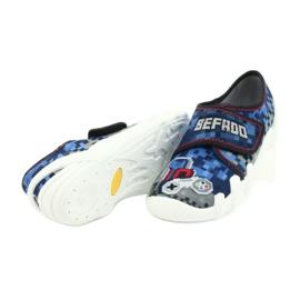 Dětská obuv Befado 273Y293 modrý 4