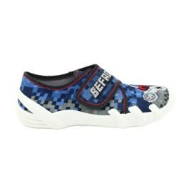 Dětská obuv Befado 273Y293 modrý 1
